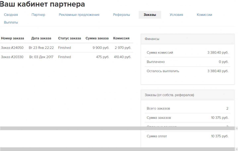 Настройка рекламной кампании в сетях Яндекса - Подписная страница - Кабинет партнёра